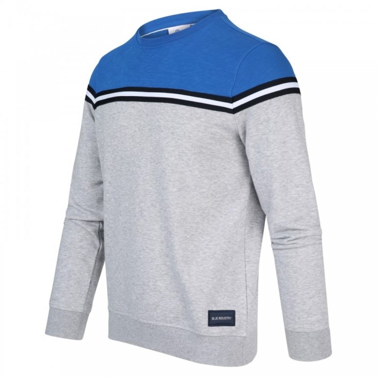 blue-industry-sweater zomer 2020