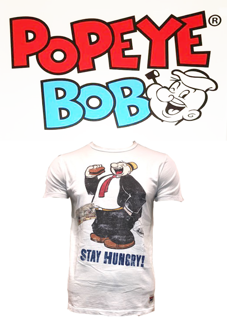 Popeye Bob polo den haag