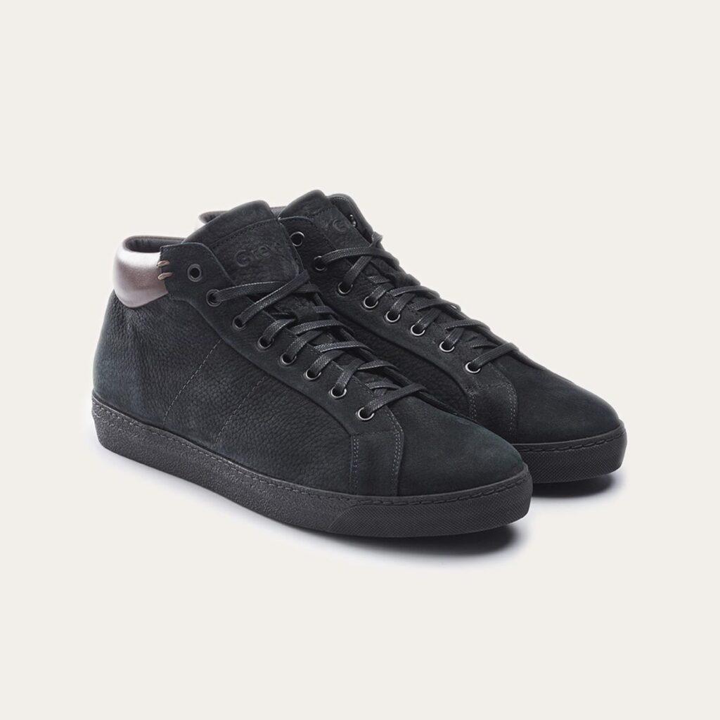 greve sneakers zwart
