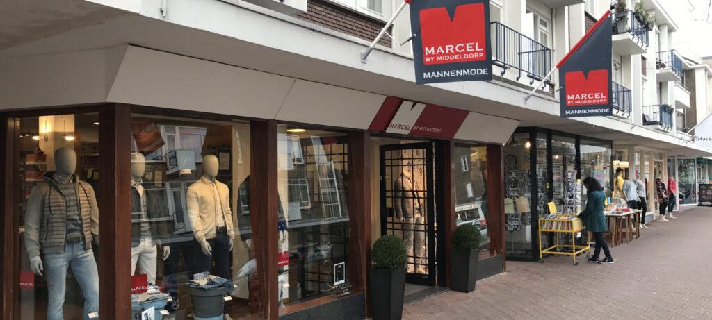Marcel by middeldorp herenmode Den Haag