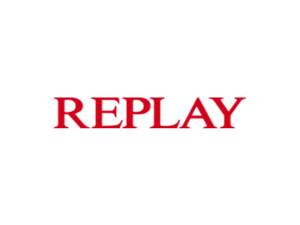 Replay herenmode in Den Haag